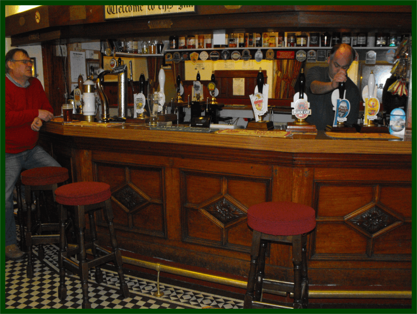 The Sportsman Bar